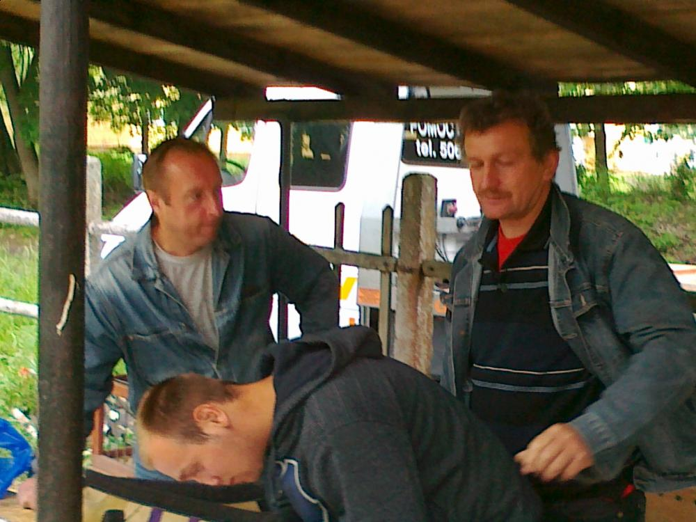 Sezon lotowy 2012r.